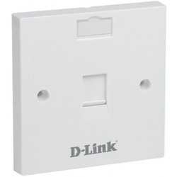 D Link White Face Plate