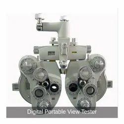 Refractometer VT-200 Digital Portable Eye View Tester