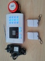 Automatic GSM Panic Alarm System with Mobile Phone Call Facility