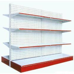 Multicolor Display Shelves