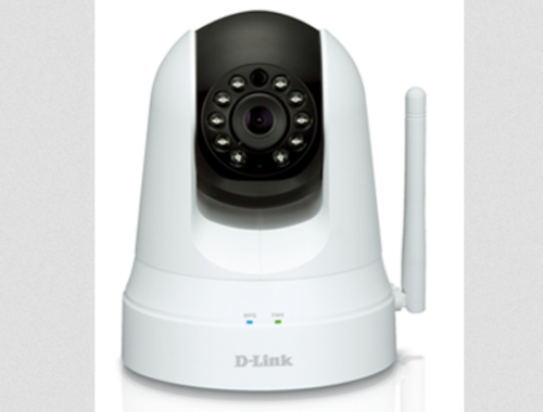 25d97ff0a D-Link DCS-5020L Wireless N Day   Night Pan Tilt Cloud Camera