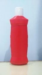 HDPE Harpic Shape Bathroom Cleaner Bottle, for FMCG Packaging