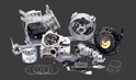Versillia Engine Spare Parts