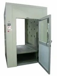 Cleanroom Air Shower Chamber