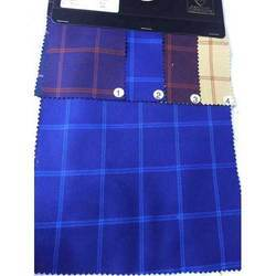 Wool Casual TR Suiting Fabric