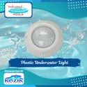 Plastic Underwater Light