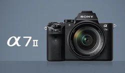 Black Sony A7 li E Mount Camera With Full Frame Sensor