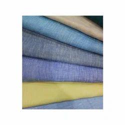 Linen Yarn Dyed Fabric