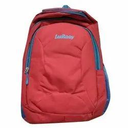 LeeRooy Canvas Kids School Bag