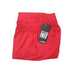 Red Viscose Fourway Legging, Size: XL and XXL