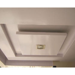 Commercial Gypsum False Ceiling Services