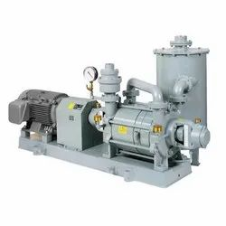 Two Stage Water Ring Vacuum Pump