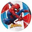 Disney Spider Man Cartoon Character Paper Plates, Gsm: 300