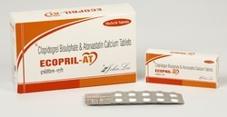 Clopidogrel Bisulphate & Atorvastatin Calcium Tablets