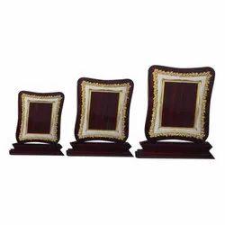 Shri Ram Enterprises Wooden Momentos, Packaging Type: Box