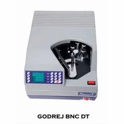 800 (notes/min) Godrej Bnc Dt Note Counting Machine