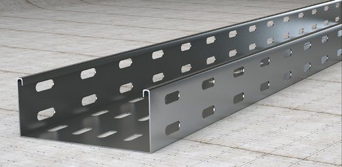 Painted Perforated Cable Tray