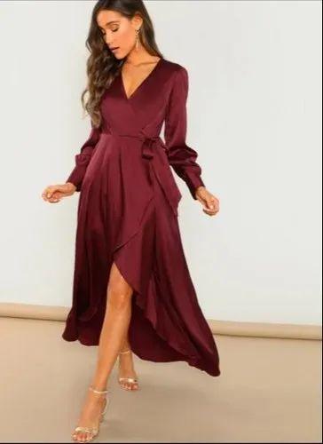 Womens Stylish Western Dresses