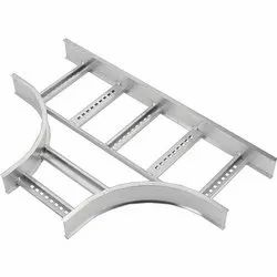 T Bend Ladder Type Cable Trays