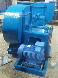 PP- FRP Blowers