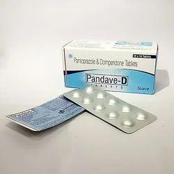 Pantoprazole & Domperidone Tablet