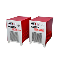 Compressed Air Dryer Refrigerated Type