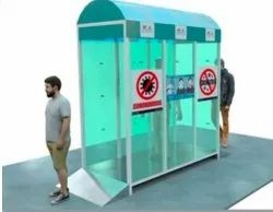 Customized Automatic Sanitization Tunnel / Cabin or Disinfection Tunnel