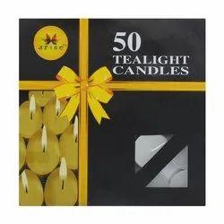 50 Tea Light Candle