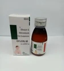 Ofloxacin & Metronidazole Oral Suspension
