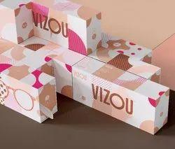 Multicolor Sunglasses Packaging
