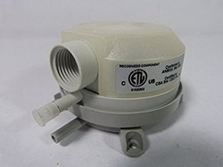 Dwyer EDPS-04-1-N Adjustable Differential Pressure Switch