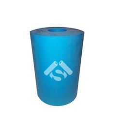 Aqua Blue Special Silicone Rubber Rollers