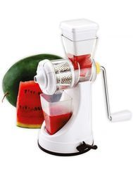 New All in One Juicer (S.S. Handle)