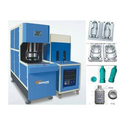 PET Bottles Manufacturing Machine