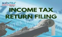 Online Income Tax Return Filling Service