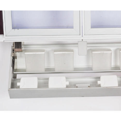 Overhead Kitchen Cabinet: White Kosario Pull- Down Overhead Cabinet, Rs 8500 /piece