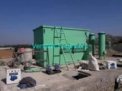 Cheese Industry Sewage Treatment Plant