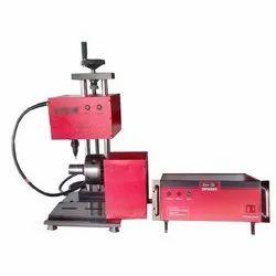 Pneumatic Dot Pin Marking Machine Etchon Dpm303D