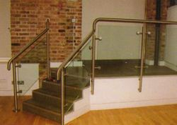 Steel Front Porch Railing