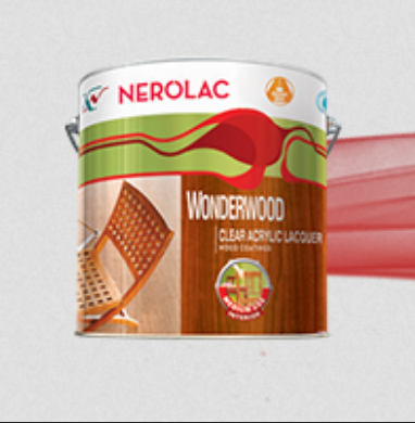 Wonderwood Clear Acrylic Lacquer Wood Coatings Paint Gopal