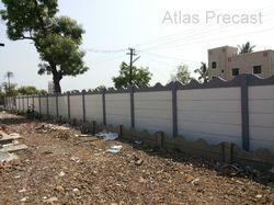 Prestressed Precast Compound Wall