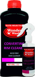 WonderWash Converting Rim Cleaner, Packaging Type: Bottle