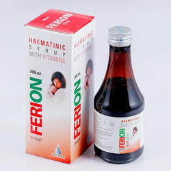 Haematinic Syrup With Vitamins