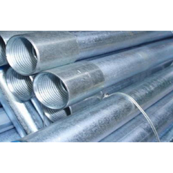 Mild Steel Round Conduit Pipe