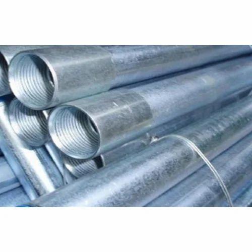 Metal Pipe - Galvanized Pipe Manufacturer from Kolkata