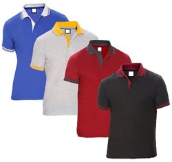 Polo Collar T Shirt