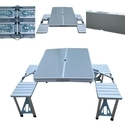 Folding Picnic Table - 8828