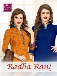 Radha Rani Daily Wear for Unstitch Salwar Suits