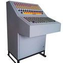 Three Phase Industrial Control Desk Panel, Ip Rating: Ip54