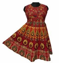 Cotton Traditional Printed Garments, GSM: 50-100